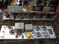 RCA RF POWER AMPLIFIER. for part or repair. u.s.a.