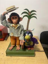 More details for fairground memorabilia,monkey, coin collector, vintage