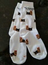 Women's Socks with Yorkshire Terriers