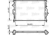 VALEO Radiador, refrigeración del motor FORD MONDEO FOCUS S-MAX C-MAX 735374