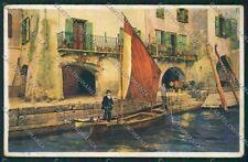 Trento Riva del Garda cartolina ZC3653