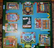 The Simpsons Cluedo Spare / Replacement GAME BOARD