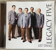 Legacy Five  Just Stand CD Daywind Music Southern Gospel