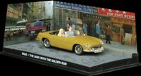 JAMES BOND 007 model film cars Moore THE MAN WITH THE GOLDEN GUN AMC MATADOR MGB