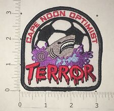 Cape Noon Optimist Terror Patch - Soccer - Missouri