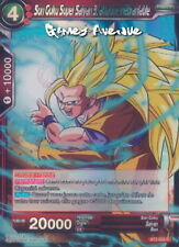 Dragon Ball Super Card Game! Son Goku Super Saiyan 3, attaque BT2-004 R - VF