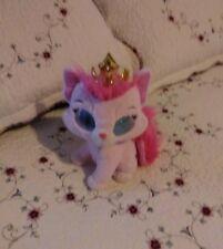 Disney Palace Pets Princess Aurora's Dreamy Eyes Talking Kitty Plush Toy