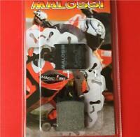 LML STAR 125 2 STROKE & 4 STROKE MALOSSI SPORT FRONT SCOOTER BRAKE PADS (625047)