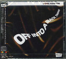 LIONEL HAMPTON-OFF INTO A BLACK THING-JAPAN CD Ltd/Ed D73