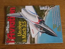 $$$ Revue Fana de l'aviation N°416 Super Mirage  Sikorsky S-39  Starfighter
