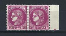 France 1939 Sc# 340 Ceres 3fr pair MNH