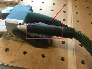 Festool midi 2 dust extractor 36ID to 31.5ID Makita belt sander vacuum adapter