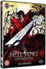 Hellsing Ultimate Volume 1 DVD Tomokazu Tokoro Original UK Release New Sealed R2