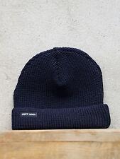 Marinai Watch Cap DA SAINT JAMES in blu scuro-trama grossa Lana Knit Hat-Made in France
