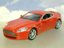 Excelente Parte-Trabajo Diecast 1/43 2005+ Aston Martin V8 Vantage en Rojo Blister
