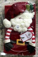 Pottery Barn Kids Skinny SANTA countdown advent holiday calendar NEW