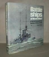 Antony Preston / BATTLESHIPS OF WORLD WAR I An Illustrated Encyclopedia 1st ed