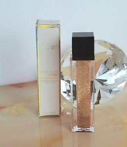 """Jouer Cosmetics Long Wear Lip Topper W/Coconut Oil """"Champagne Gold"""" New in Box"""