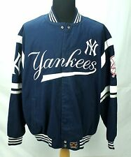 3XL MLB Officially Licensed New York YANKEES Mens Stitched Coat Jacket *See Note