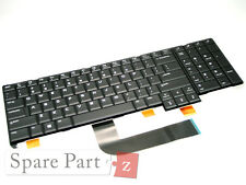 Original DELL Alienware M17x M18x R4 Tastatur Keyboard Backlit ENGLISH UK M8MH8