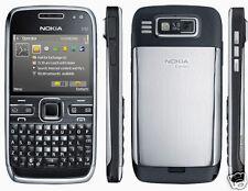 NOKIA E72 in schwarz Smartphone GPS Navigation +4GB + Garantie