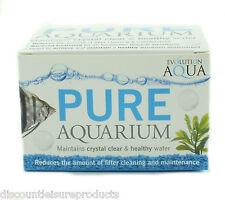 Evolución Aqua Pure Acuario 50 bolas agua clara de peces de iniciar el tratamiento