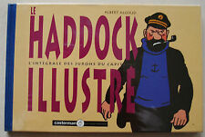 Tintin Le Haddock Illustré Albert ALGOUD & HERGE DL nov 1997 éd Casterman