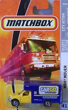 Matchbox 2009 MBX City Action #41 MBX Mover Cargo Carrier