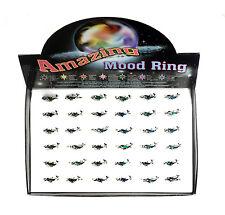 Amazing Mood Dolphin Rings - box x 36