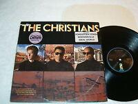 The Christians - Self-Titled S/T, 1988 Rock LP, VG+, Promo, Vinyl