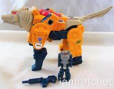 Transformers Original G1 1987 Headmaster Weirdwolf Complete