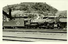 7A858 RP 1940s? ERIE RAILROAD ENGINE #3360