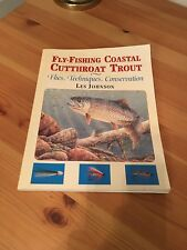 Fly Fishing Coastal Cutthroat Trout & Fly Fishing For Pacific Salmon Ii