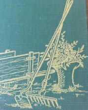The American Family Garden Book 1943 Illustrated Excellent