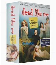Dead Like Me: The Complete Series Box Set (Brand New, DVD, 9-Disc Set)