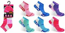 6 PAIRS LADIES WOMENS TRAINER SOCKS SPORTS GYM WALKING WORK RUNNING SIZE 4 - 8