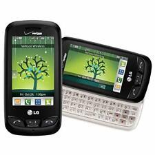 LG Cosmos Touch VN270 - Black (VZW MVNO) Cellular Slider Phone