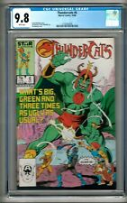 Thundercats #6 (1986) CGC 9.8 White Pages  Michelinie - Mooney - DeMulder