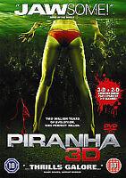 Piranha 3D [3D+2D DVD] Ving Rhames , Kelly Brook