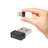 Mini USB WiFi WLAN 150Mbps Wireless Network Adapter 802.11n/g/b Dongle EF