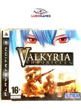 Valkyria Chronicles PAL/EUR PS3 Promo Retro Playstation Videojuego Mint State