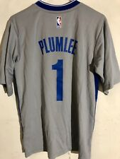 2761a26e130 Adidas NBA Jersey Brooklyn Nets Mason Plumlee Grey Short Sleeve sz S