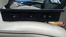 Lexus IS200 1998-2005 SPORT Heated seat traction snow control switch unit
