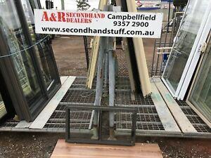 NEW Aluminium SLIDING WINDOWS 500h x 900w (Approx Size) 5 COLOURS