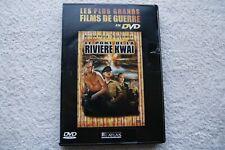 """DVD """"Le pont de la rivière Kwai"""" Avec William Holden."""