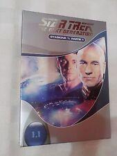 STAR TREK THE NEXT GENERATION - STAGIONE 1 PARTE 1 IN DVD - COMPRO FUMETTI SHOP