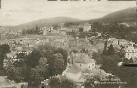 Ansichtskarte Baden-Baden Blick zum neuen Schloss  (Nr.9170)