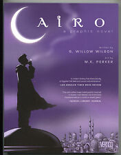 Cairo A Graphic Novel 1 GN Vertigo 2007 NM