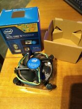 Intel Core i5 4690K Box and New Genuine Cooler Fan Heatsink Only- NO CPU