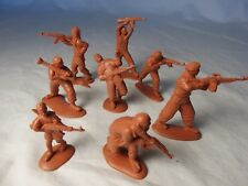 MARS - SOMALIAN Insurgents Toy Soldiers - Black Hawk Down (54MM) 15 in 8 poses